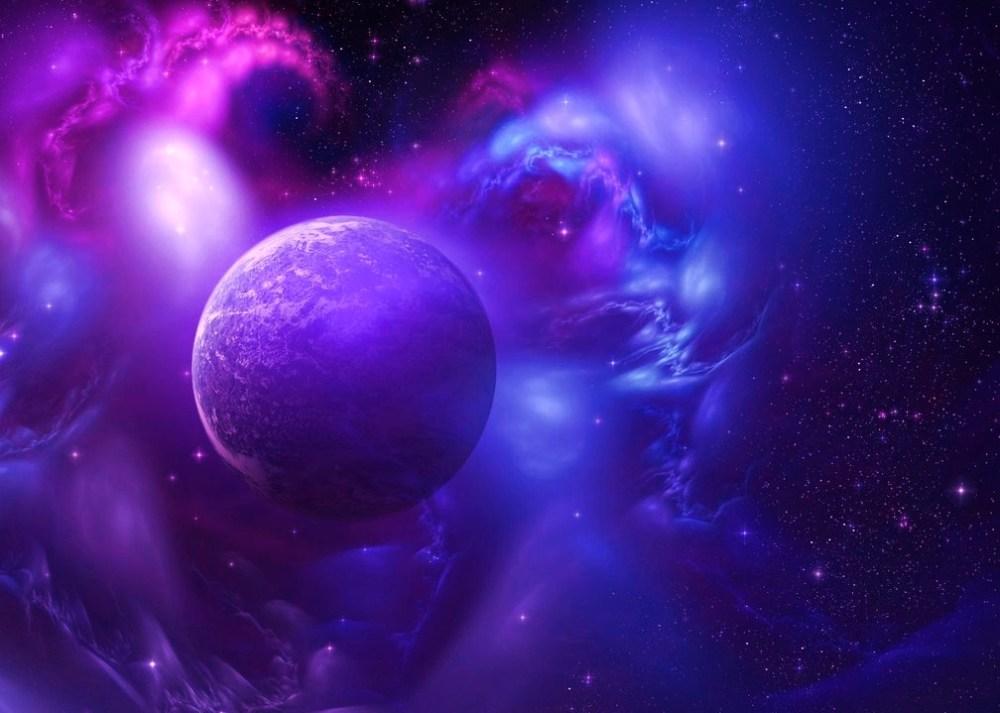 Histoire d'une planète
